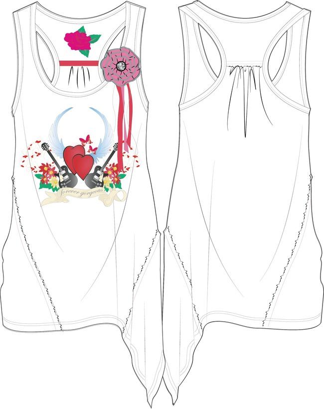 服装|t恤|衣裤鞋帽设计