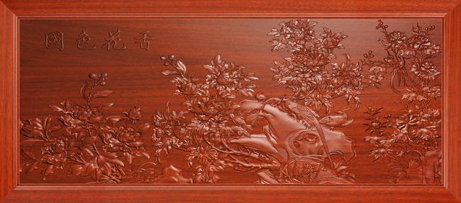 其他 雕刻图案 > 木雕小贴图图片23张  中国最大的设计作品交易平台