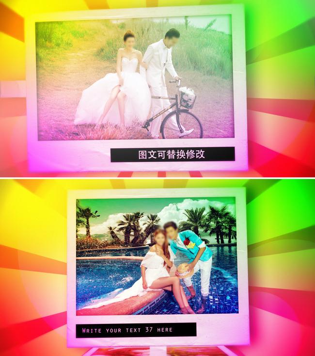 ae婚礼片头模板模板下载(图片编号:11438437)