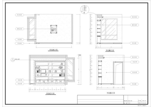 欧式别墅室内设计方案配2张高清效果图模板下载