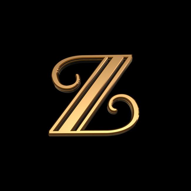 创意字母艺术字体设计图片