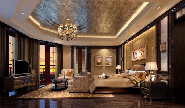 欧式别墅室内设计方案配7张高清效果图