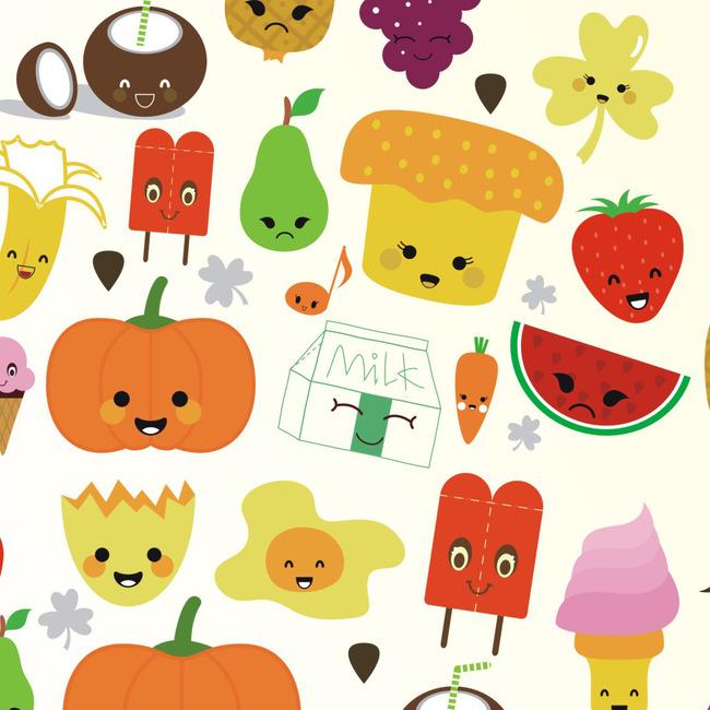 背景墙|装饰画 其他 壁纸|墙画壁纸 > 矢量幼儿园墙画图片