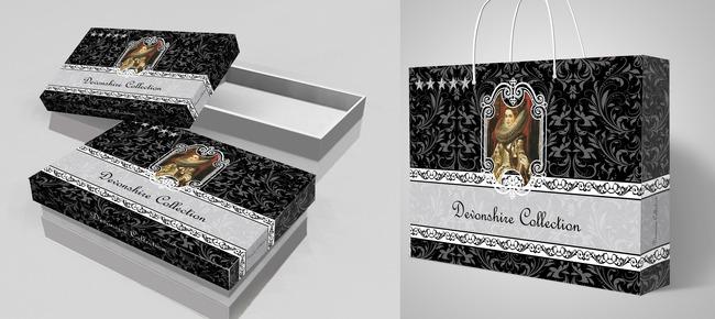 礼品包装 外贸出品家纺包装 礼品粽子包装礼品小包装礼品包装设计模板图片