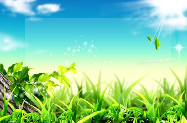 素材 阳光/阳光草地素材