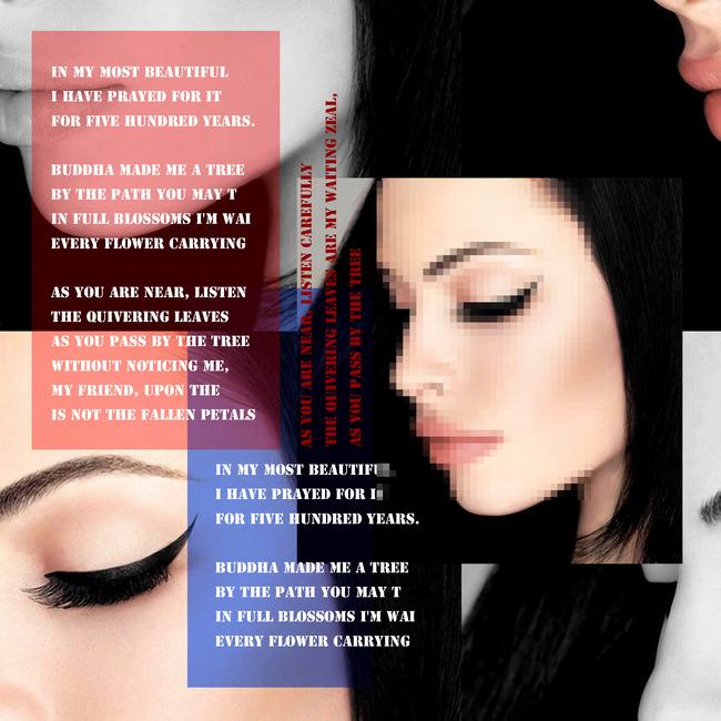 口红 唇膏 睫毛膏 眼线液 指甲油 眼影 腮红 正方形 高清 分层 欧美