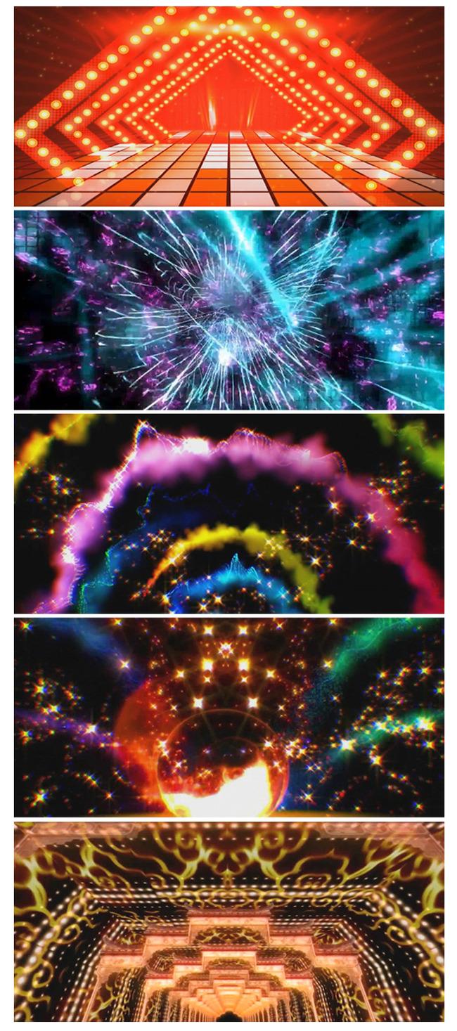 led舞台视频背景图片