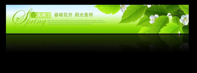 淘宝店招banner图片