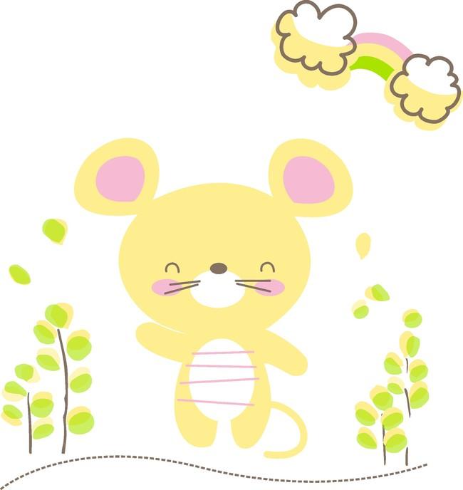 卡通老鼠模板下载 卡通老鼠图片下载 卡通小老鼠