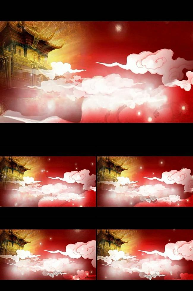 图片下载戏曲祥云宫殿京剧 越剧 川剧 秦腔 豫剧 黄梅戏 唱戏 戏剧图片