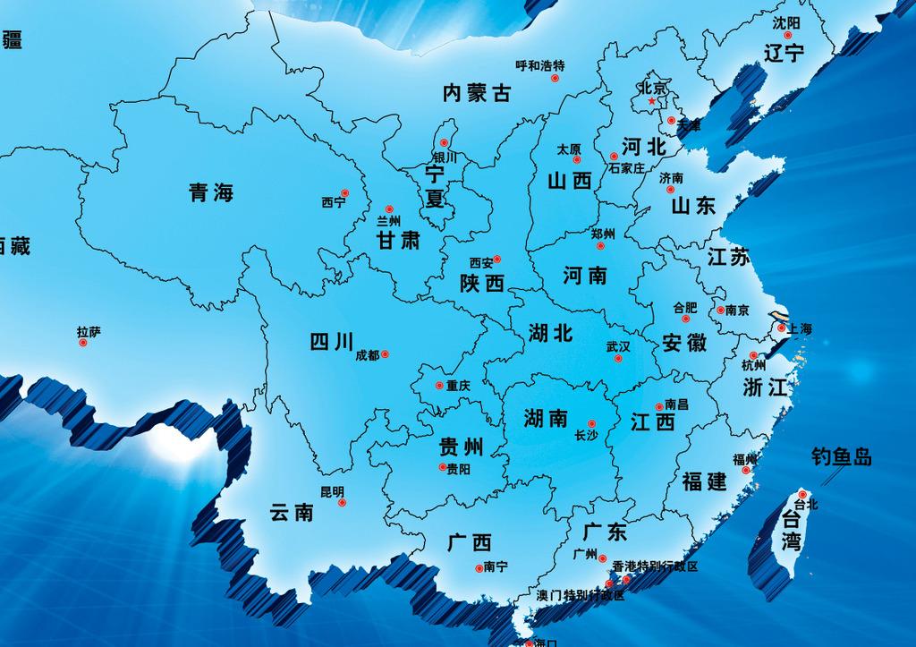 中国地图全图下载