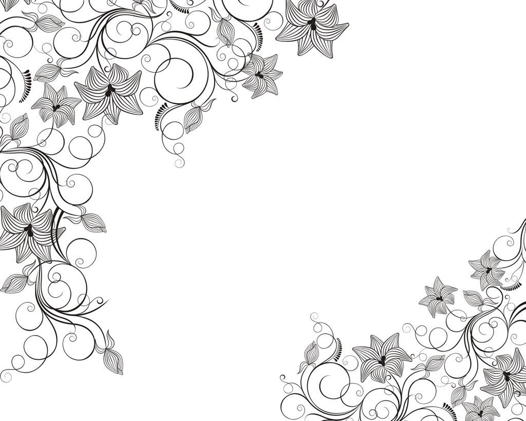 ppt 背景 背景图片 边框 简笔画 模板 设计 手绘 线稿 相框 1024_819