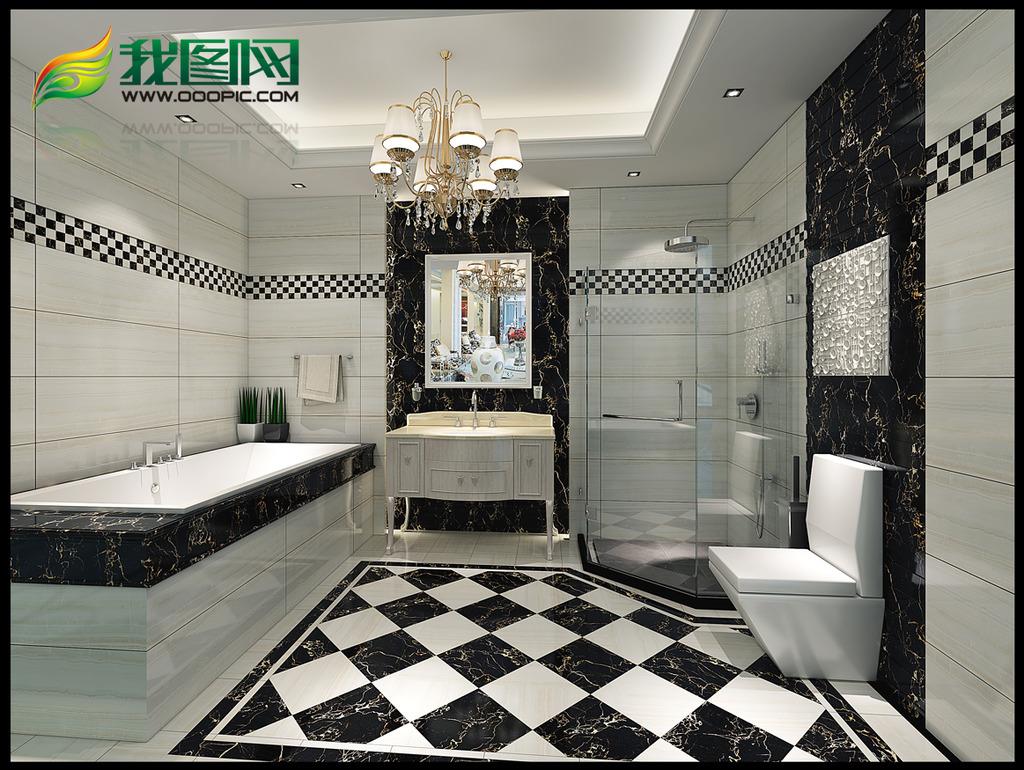 浴室室内设计