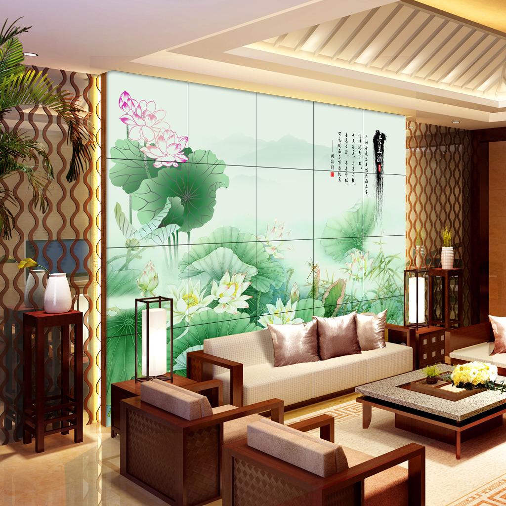 中国风 淡雅 图库 高雅 墙纸 壁纸 水墨           书房 中式图片