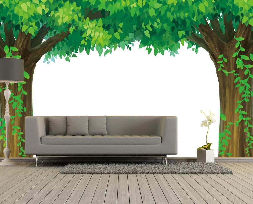 酒店客房大厅玄关创意背景墙背景墙素材简约风格背景墙墙画