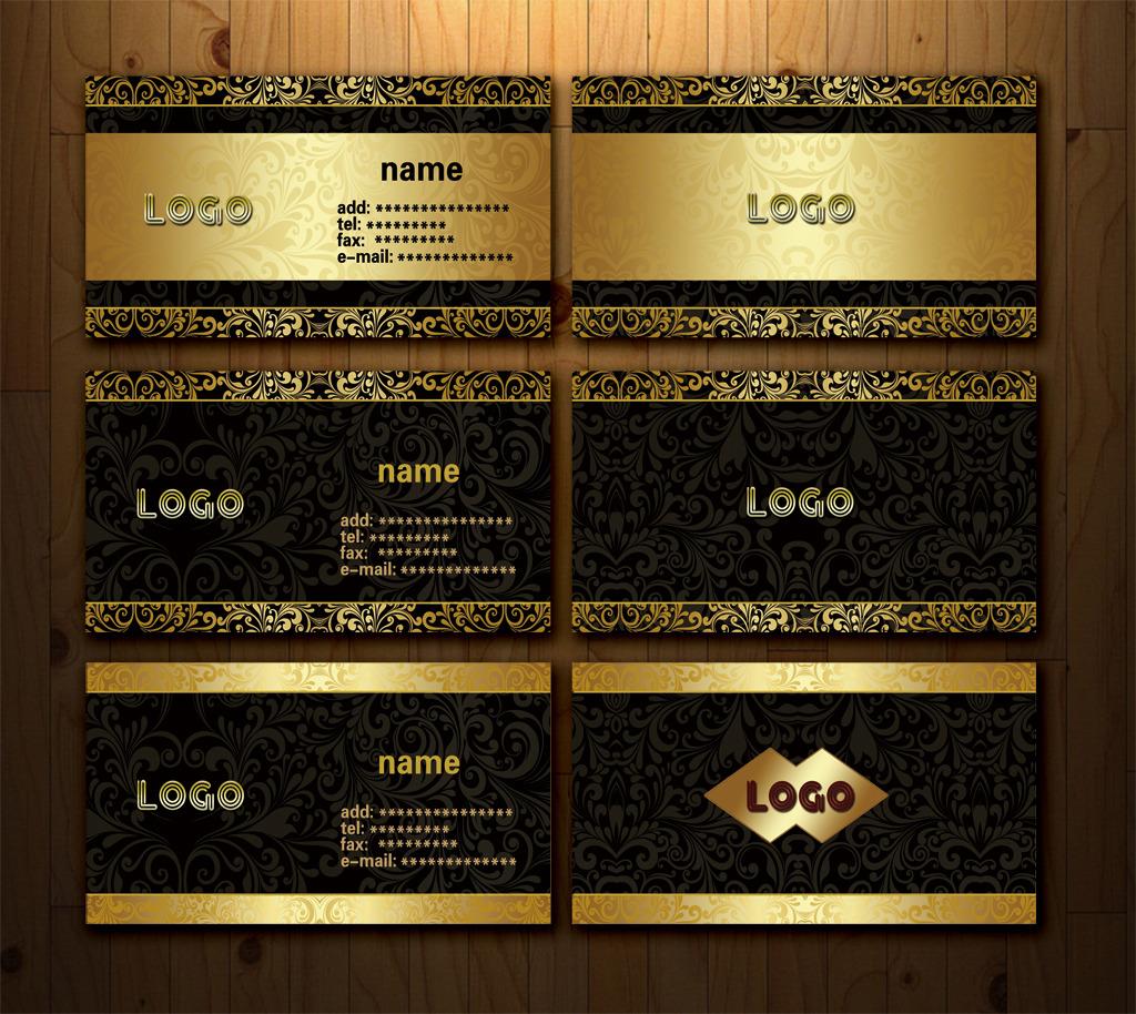 商务酒店通用名片模板下载 商务酒店通用名片图片下载 高档 高档 高级