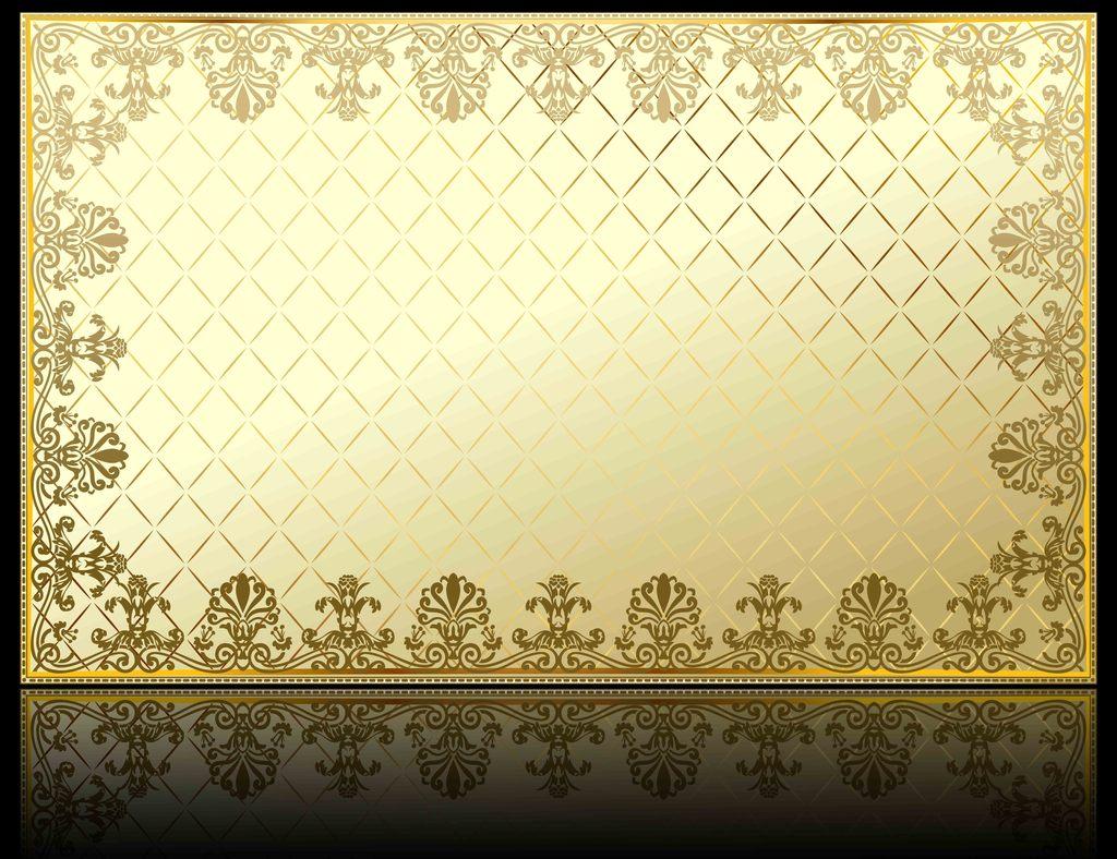欧式花纹土豪金墙纸壁纸背景墙图片