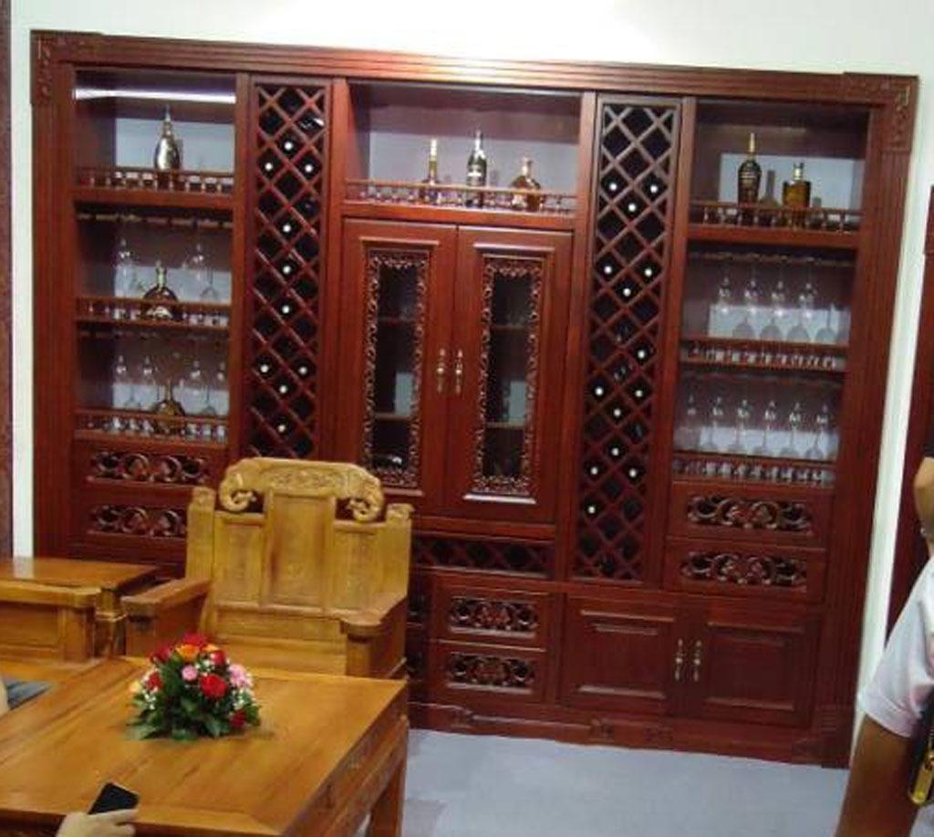 cad实木酒柜模板下载 cad实木酒柜图片下载 cad酒柜图 素材 样品 展厅