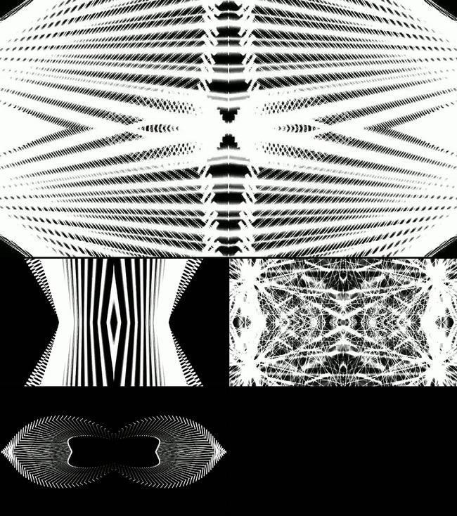 太阳手绘黑白图片