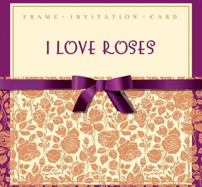 手绘花卉卡片图片模板下载(图片编号:11762167)___我.
