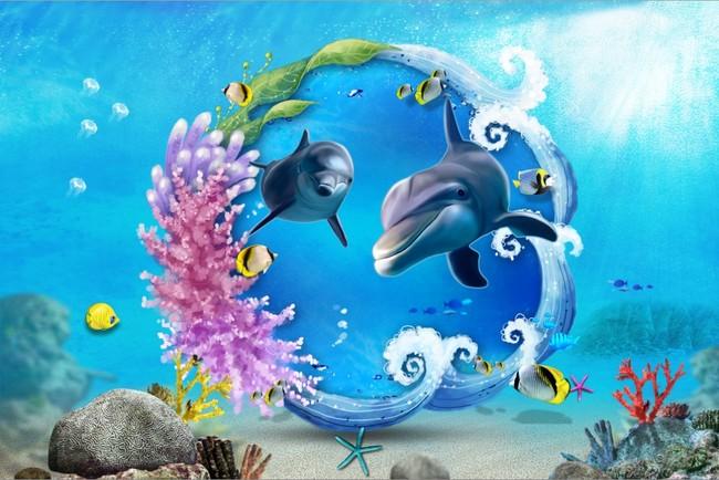 立体鲸鱼折纸图解