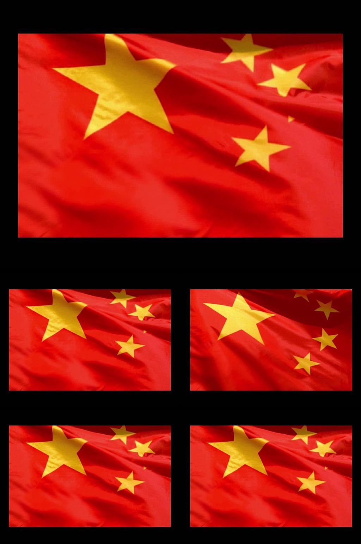 五星红旗辉映中国馆_上海频道_第6页_乐乐简笔画