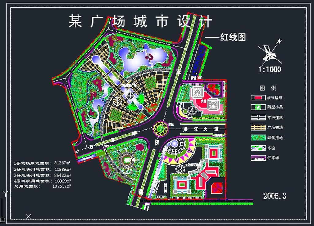 校园广场平面图 广场铺装平面图 广场设计平面图手绘 广场手绘平面图图片