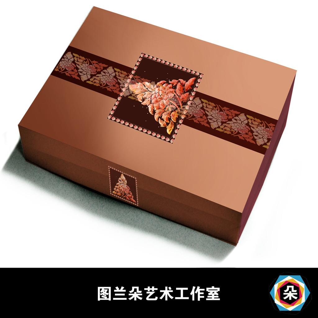 礼盒包装设计图片下载