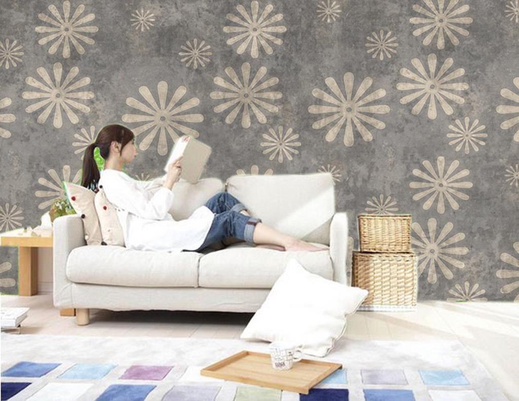 时尚简约壁纸墙纸图案贴图