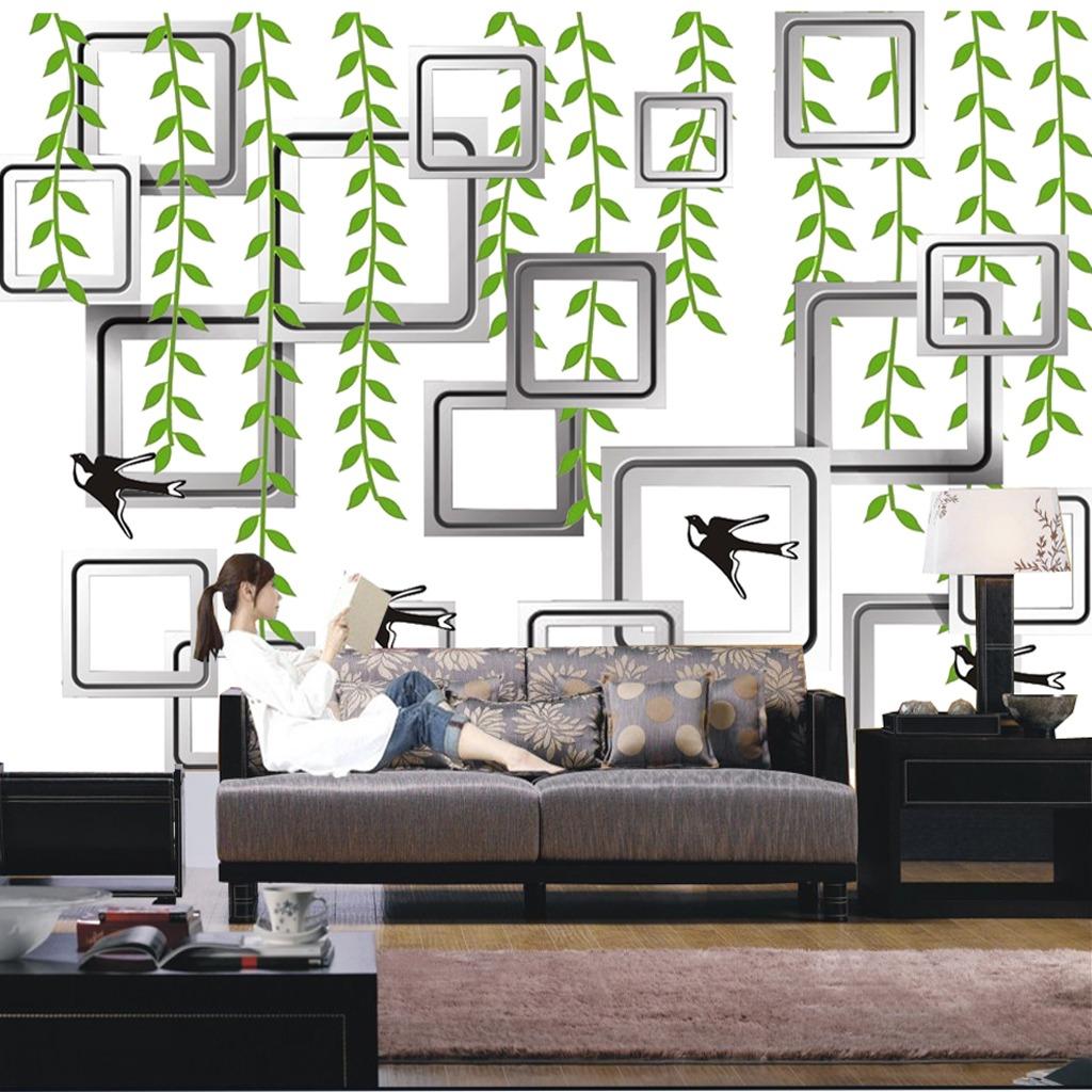 墙纸 墙体 手绘