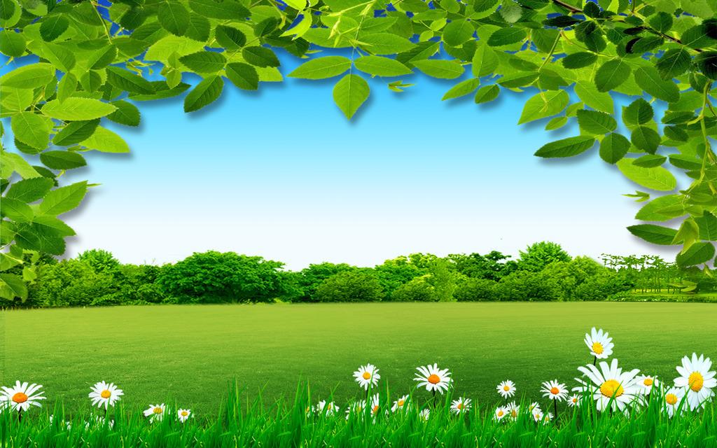 樹葉樹藤風景畫自然風景客廳電視背景墻