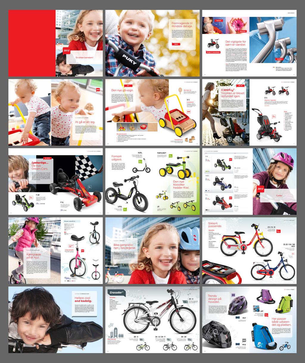 儿童车画册图片下载 儿童三轮车画册