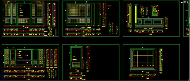 2层别墅木制品产品方案设计模板下载(图片编号:)_家装