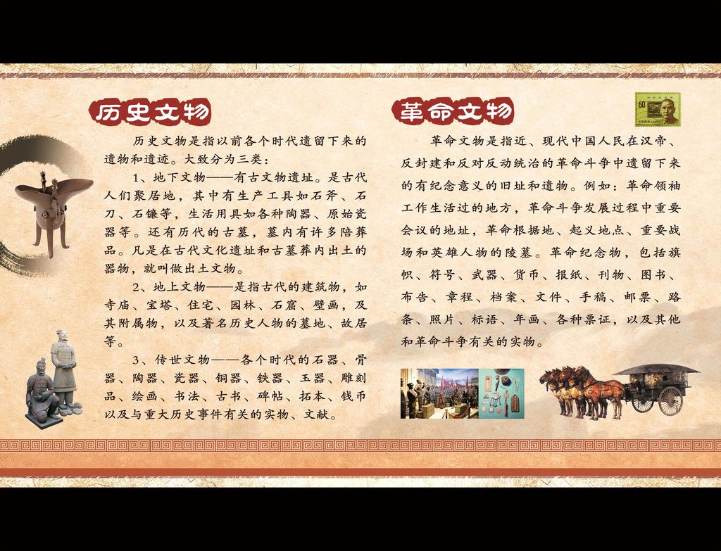 历史文物模板下载(图片编号:11921890)_广告牌设计