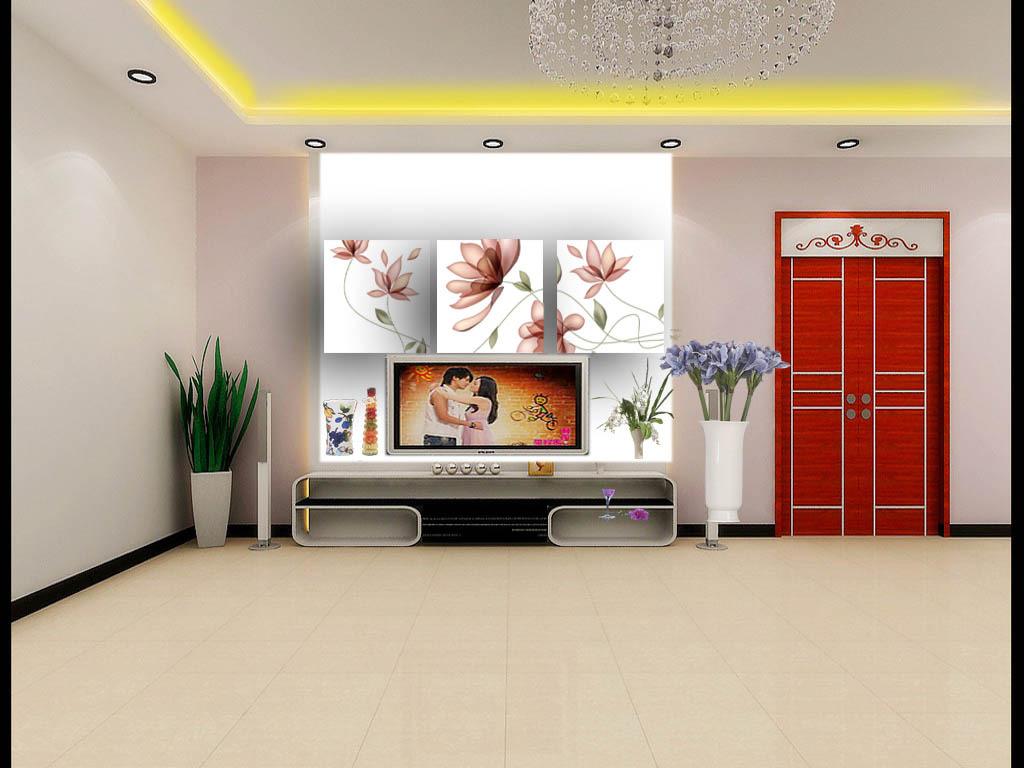 电视背景墙图片下载 电视背景墙设计