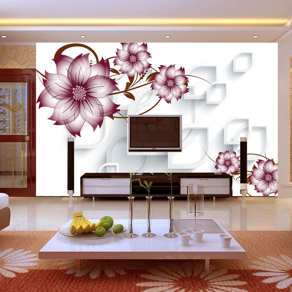 背景墙 客厅/3D时尚客厅背景墙