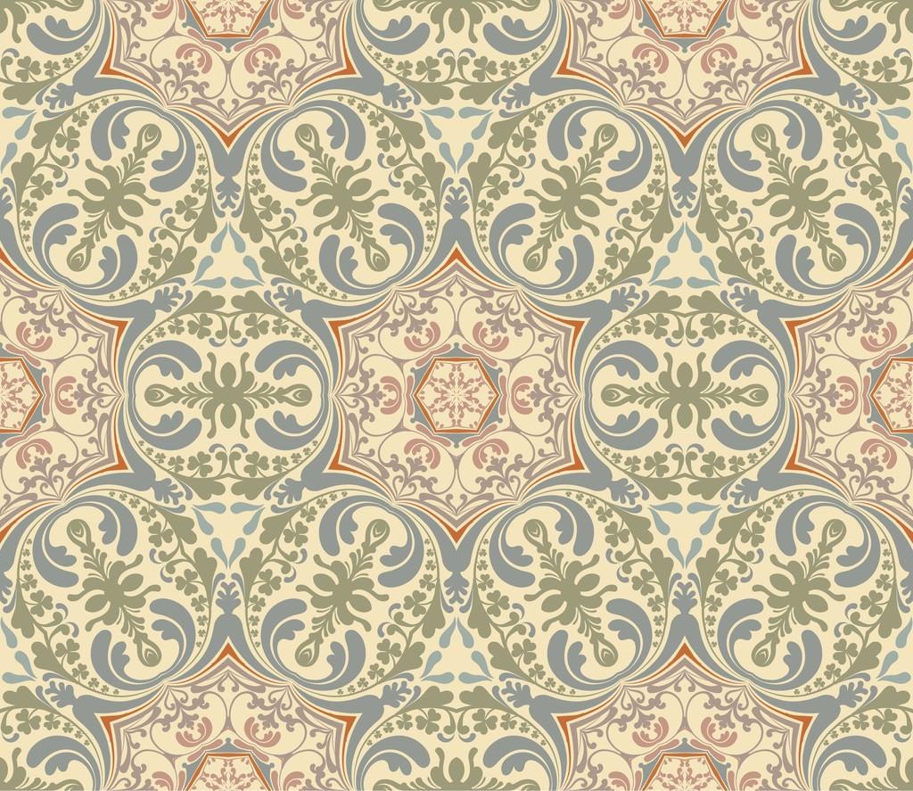 欧式布料面料花纹面料图案图片