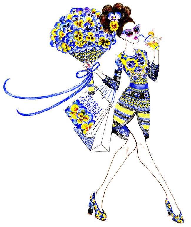 服装手绘图 服装手绘款式图 服装设计 服装款式搭配 手绘 服装设计
