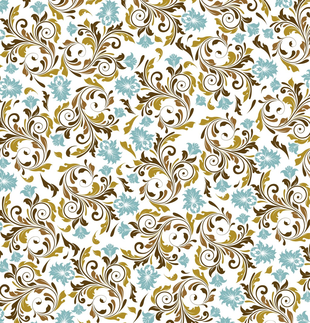 欧式布料面料花纹图片