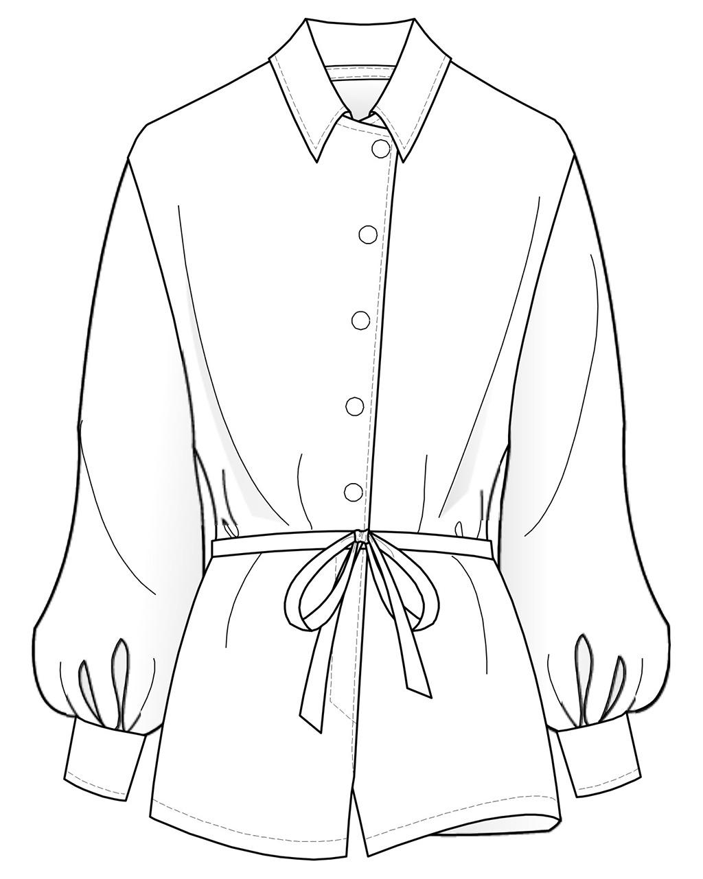 服装设计 服装手稿 上衣设计 > 女士长外套线稿设计  下一张&gt