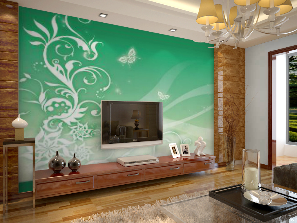 时尚简约欧式背景墙模板下载(图片编号:11994545)