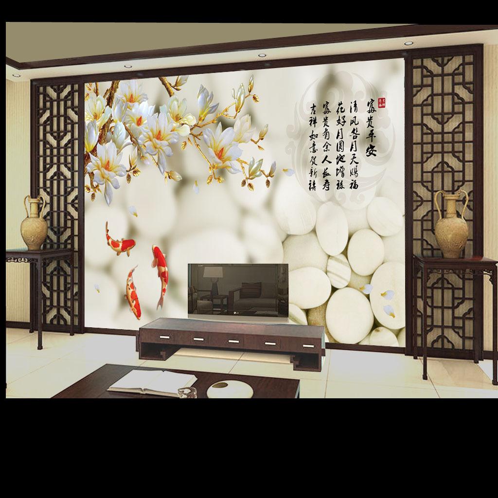 装修电视背景墙画电视柜装修背景墙图片13