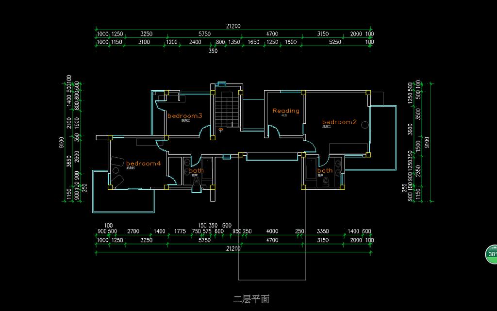 自装别墅设计图