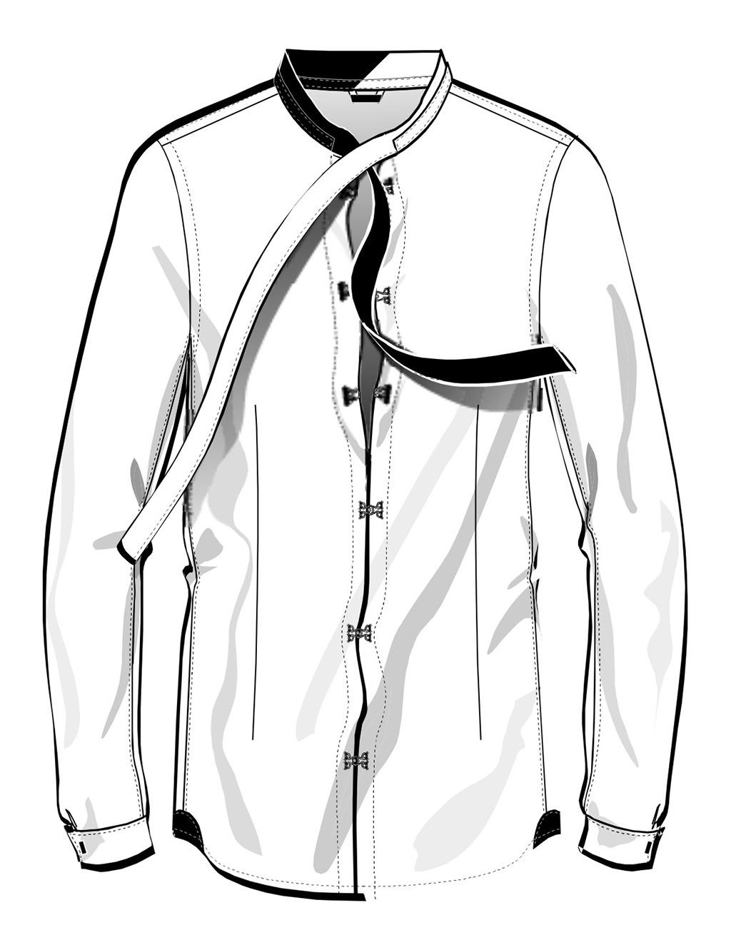 服装设计手稿人体线稿_手稿线稿服装图模板下载图片编号12039050