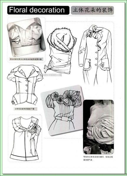 短裤手绘 实物 搭配