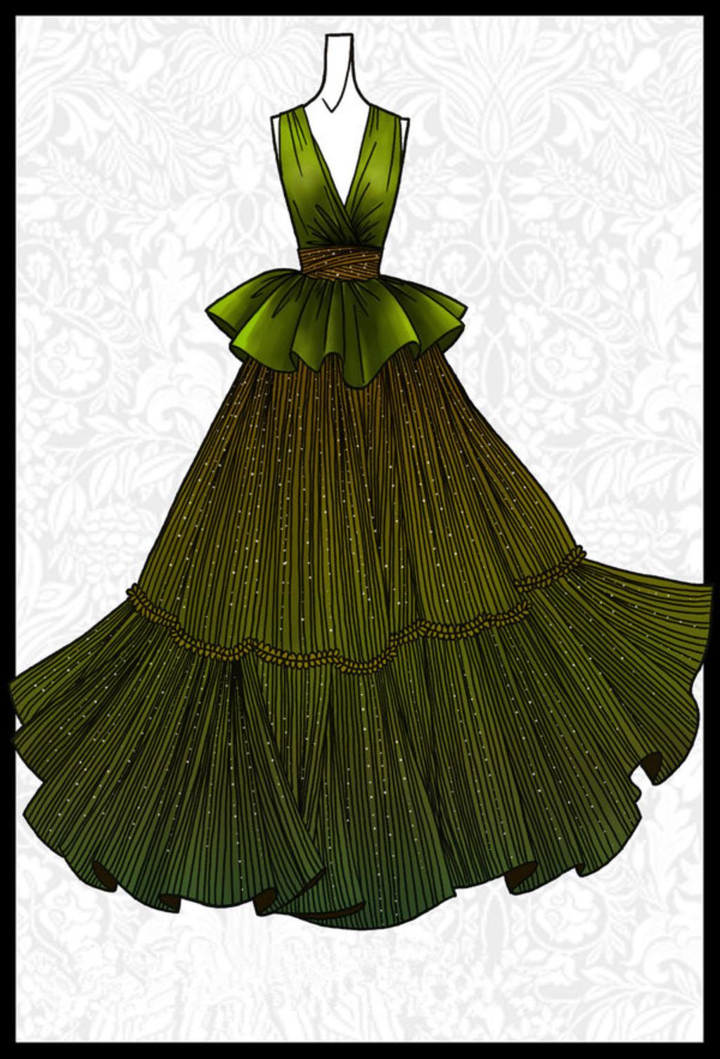 线描稿 服装设计 女装设计 裤子设计 手绘设计 原稿 裙子 线条 女装