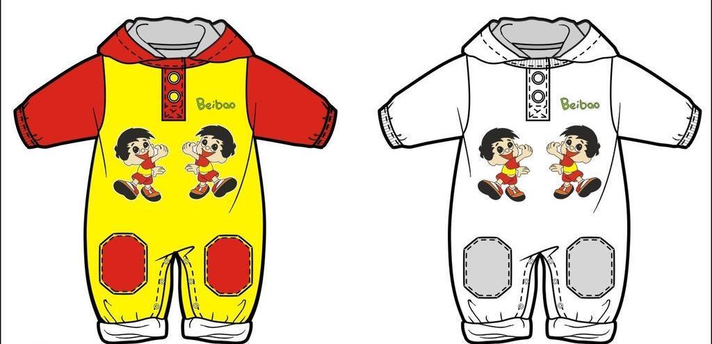 婴儿服装模板下载(图片编号:12014543)_其他童装_童装