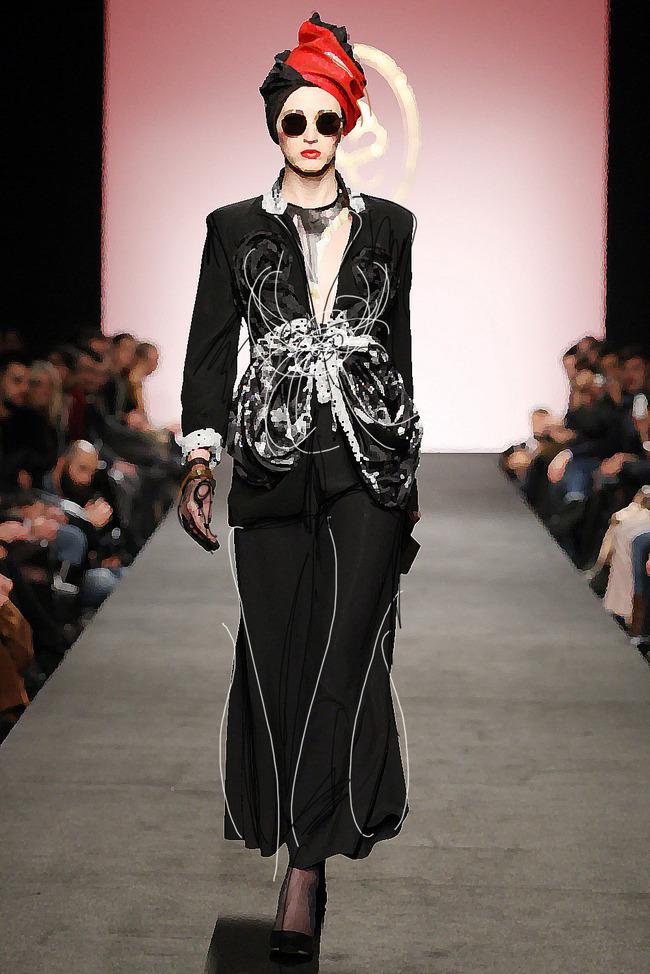 女士黑色晚礼服模板下载 女士黑色晚礼服图片下载女士婚纱手绘稿 服装