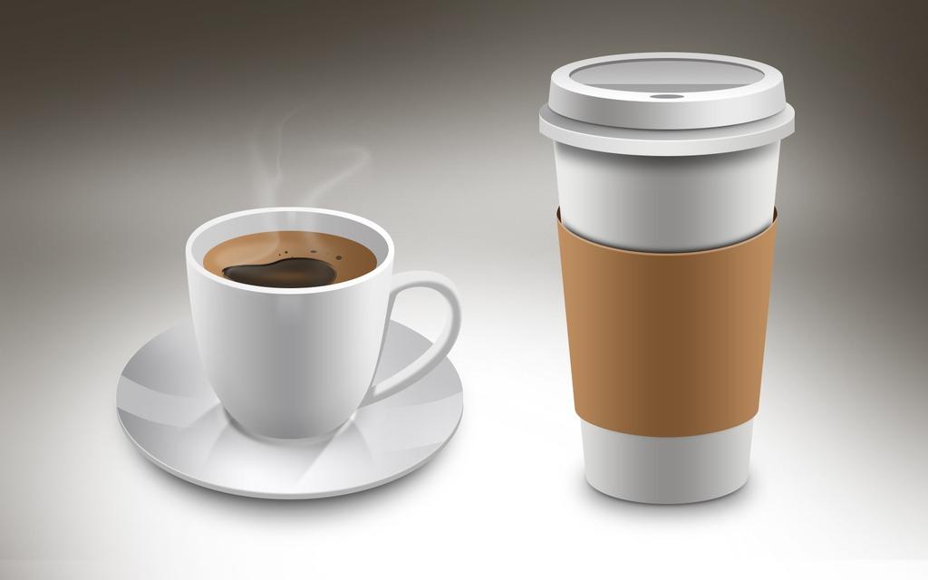 咖啡杯子psd素材模板下载 咖啡杯子psd素材图片下载 咖啡 杯子psd素材