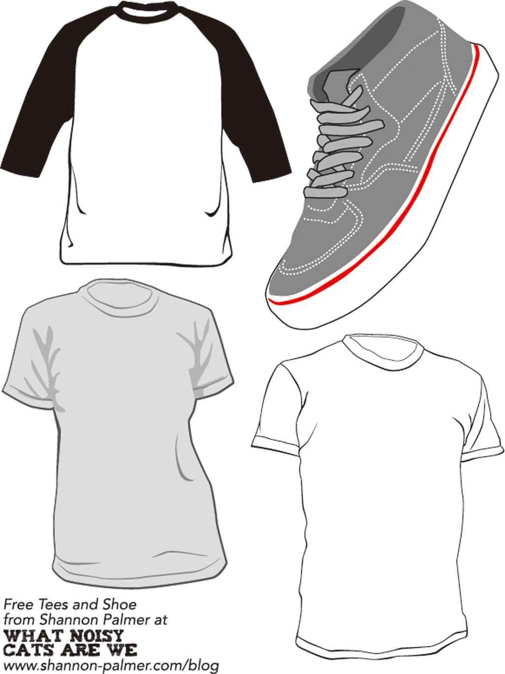 手绘服装 鞋子 下载图片图片